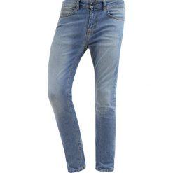 KIOMI Jeans Skinny Fit light blue. Niebieskie rurki męskie KIOMI. Za 149,00 zł.