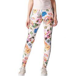 Legginsy sportowe damskie: Adidas Originals Legginsy damskie Originals Floralita Tight  multikolor r. 34 (BR5116)