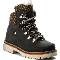Buty zimowe chłopięce: Trapery BARTEK – 24764-2/BAS Brązowy