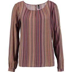 Bluzki asymetryczne: Soyaconcept BENETTE  Bluzka plum