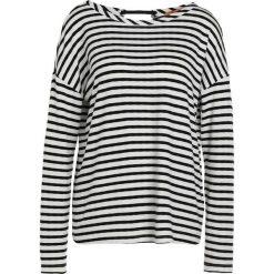 Bluzki damskie: BOSS Orange TAVANA Bluzka z długim rękawem black