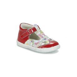 Sandały Dziecko  Citrouille et Compagnie  IARTIALAN. Czerwone sandały dziewczęce Citrouille et Compagnie. Za 125,30 zł.
