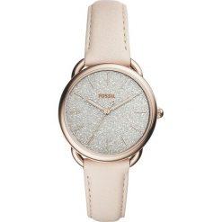 Fossil - Zegarek ES4421. Różowe zegarki damskie marki Fossil, szklane. Za 599,90 zł.
