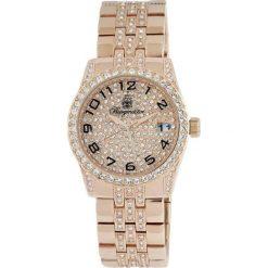 """Zegarki męskie: Zegarek """"Diamond Star"""" w kolorze różowozłotym"""
