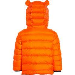 GAP BABY Kurtka zimowa orange buoy. Brązowe kurtki chłopięce przeciwdeszczowe GAP, na zimę, z materiału. W wyprzedaży za 199,20 zł.