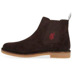 U.S. Polo Assn. Buty Za Kostkę Męskie Must 41 Brązowy. Brązowe buty wizytowe męskie U.S. Polo Assn. Za 469,00 zł.