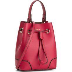 Torebka FURLA - Stacy 920546 B BJQ4 FLE Ruby. Czerwone torebki worki Furla, ze skóry. W wyprzedaży za 829,00 zł.