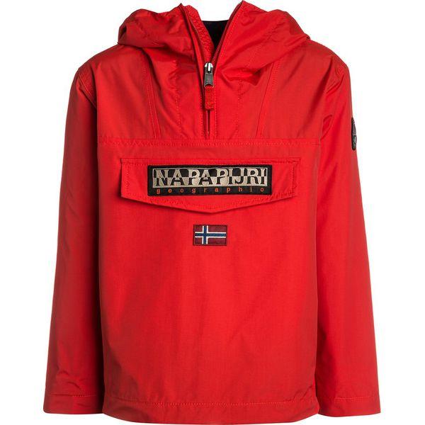 285a505c111dc Napapijri RAINFOREST Kurtka Outdoor bright red - Czerwone kurtki ...