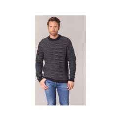 Swetry Selected  TWILL. Niebieskie swetry klasyczne męskie Selected, m. Za 188,30 zł.
