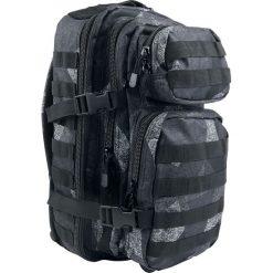 Plecaki męskie: Brandit US Cooper Medium Plecak kamuflaż nocny
