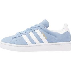 Adidas Originals CAMPUS C Tenisówki i Trampki ash blue/footwear white. Niebieskie tenisówki męskie adidas Originals, z materiału. Za 269,00 zł.