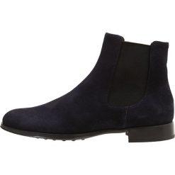 Pretty Ballerinas CROSTINA Ankle boot navy. Czarne botki damskie skórzane marki Pretty Ballerinas. Za 949,00 zł.