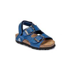 Sandały Dziecko  Citrouille et Compagnie  KOLATU. Niebieskie sandały chłopięce Citrouille et Compagnie. Za 129,00 zł.