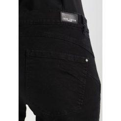 IKKS Jeans Skinny Fit noir. Czarne jeansy damskie IKKS. W wyprzedaży za 399,20 zł.