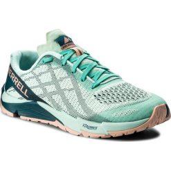 Buty do biegania damskie: Buty MERRELL - Bare Access  Flex E-Mesh J12614 Turquoise