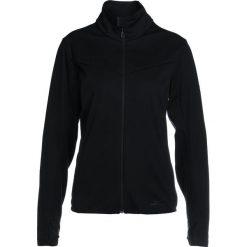 Mammut ULTIMATE JACKET WOMEN Kurtka Softshell black/black. Czarne kurtki damskie softshell Mammut, s, z materiału. W wyprzedaży za 599,40 zł.