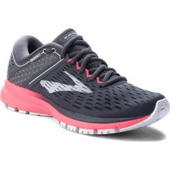 Buty BROOKS - Ravenna 9 120269 1B 027 Ebony/Diva Pink/White. Szare buty do biegania damskie Brooks, z materiału. W wyprzedaży za 439,00 zł.
