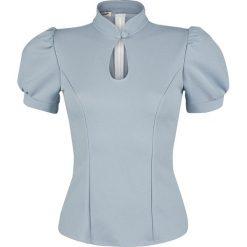 Belsira Jersey-Bluse Koszulka damska jasnoniebieski. Niebieskie bluzki damskie Belsira, xl, z jersey, eleganckie, ze stójką. Za 164,90 zł.