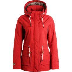 Icepeak THIRA Kurtka Outdoor carmine. Czerwone kurtki sportowe damskie marki Icepeak, z materiału, outdoorowe. W wyprzedaży za 471,75 zł.