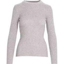 Swetry damskie: Khaki Sweter Reasonableness