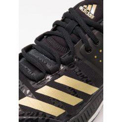 Buty do siatkówki męskie: adidas Performance CRAZYFLIGHT X Obuwie do siatkówki core black/gold metallic/solid grey