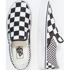 Creepersy damskie: Vans UA CLASSIC SLIPON Półbuty wsuwane black/white