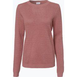 Vila - Sweter damski – Chassa, różowy. Czerwone swetry klasyczne damskie Vila, l, z dzianiny. Za 119,95 zł.
