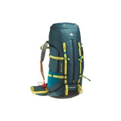 Plecak turystyczny Forclaz 70 Easyfit. Zielone plecaki męskie QUECHUA, z materiału. Za 399,99 zł.
