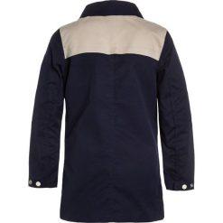 Scotch Shrunk MIDLENGTH JACKET WITH CONTRAST INTERNAL Parka dark blue. Niebieskie kurtki dziewczęce marki Scotch Shrunk, z bawełny. W wyprzedaży za 384,30 zł.