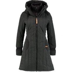 Płaszcze damskie pastelowe: khujo JERRY PRIME Płaszcz zimowy black