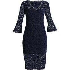 Rosemunde DRESS Sukienka koktajlowa dark blue. Niebieskie sukienki koktajlowe marki Rosemunde, xs, z bawełny. W wyprzedaży za 359,40 zł.