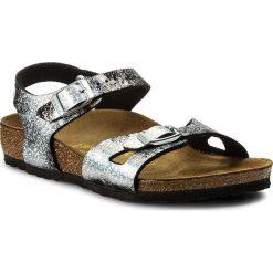 Sandały dziewczęce: Sandały BIRKENSTOCK – Rio Kinder 0831283 Stardus Black