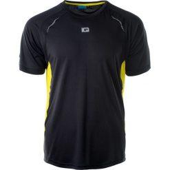 IQ Koszulka Tanat Black/Sulphur Spring r. XXL. Szare koszulki sportowe męskie marki IQ, l. Za 53,06 zł.