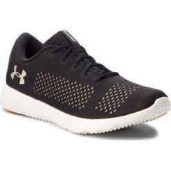 Buty UNDER ARMOUR - Ua W Rapid 1297452-004 Blk. Czarne buty do biegania damskie Under Armour, z gumy. W wyprzedaży za 169,00 zł.