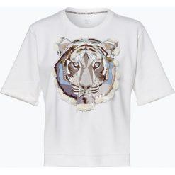 Bluzy damskie: Marc Cain Collections - Damska bluza nierozpinana, beżowy