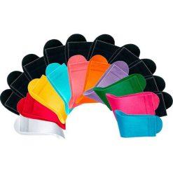 Skarpetki damskie: Skarpetki damskie Big box (20 par) bonprix biały+czerwony+żółty+pastelowy niebieski+różowy+pomarańczowy+bez+zielony+jasnoróżowy+niebieski+czarny