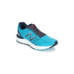 Fitness buty New Balance  M680. Niebieskie buty do fitnessu damskie marki New Balance. Za 439,00 zł.