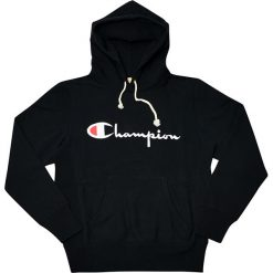 Bluza Champion Hooded Sweatshirt (212574-KK001). Szare bluzy męskie marki Nike, m, z bawełny. Za 343,99 zł.