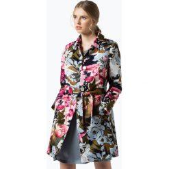 Płaszcze damskie pastelowe: Comma – Płaszcz damski, niebieski