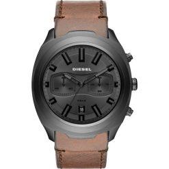Zegarek DIESEL - Tumbler DZ4491 Brown/Silver. Brązowe zegarki męskie Diesel. Za 1199,00 zł.