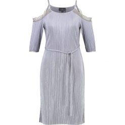 Sukienki hiszpanki: Topshop Petite Sukienka letnia silver