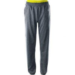 Chinosy chłopięce: IQ Spodnie  juniorskie Peri Jr Black Melange/sulphur Spring r. 158