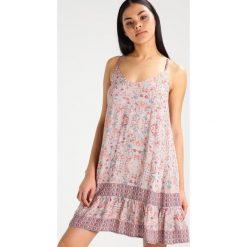 Sukienki hiszpanki: See u Soon Sukienka letnia gray/brick