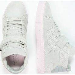 Tenisówki męskie: Cayler & Sons SASHIMI Tenisówki i Trampki wysokie cool grey/rose pink/white