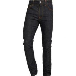 Nudie Jeans LEAN DEAN Jeansy Slim Fit dry aquamarine. Czarne jeansy męskie relaxed fit marki Criminal Damage. Za 549,00 zł.
