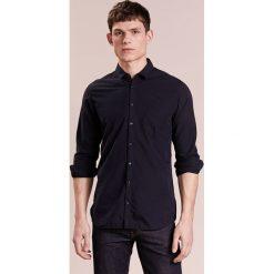 Koszule męskie na spinki: BOSS CASUAL CATTITUDE Koszula navy