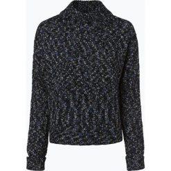 Opus - Sweter damski – Pagona, niebieski. Niebieskie swetry klasyczne damskie Opus, z bawełny. Za 369,95 zł.