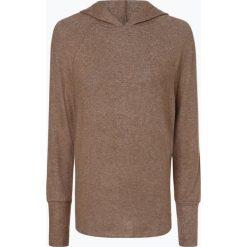 Opus - Sweter damski – Sylvanna, beżowy. Szare swetry klasyczne damskie marki Reserved, m, z kapturem. Za 229,95 zł.