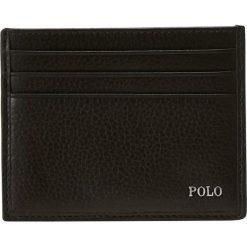 Portfele męskie: Polo Ralph Lauren METAL POLO  Portfel dark brown