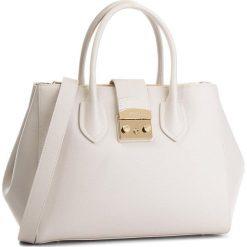 Torebka FURLA - Metropolis 978104 B BML2 ARE Perla e. Białe torebki klasyczne damskie Furla, ze skóry. Za 1289,00 zł.